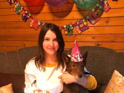 Тори отметила свой день рождения!